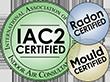 IAC2 Mold and Radon Certified Home Inspector