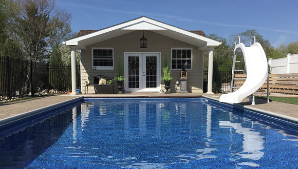 Pool and spa inspection services from McLaughlin Home Inspections
