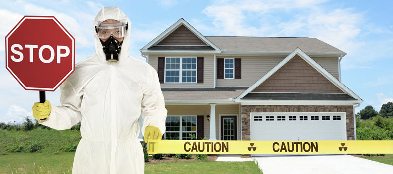 Have your home tested for radon by McLaughlin Home Inspections