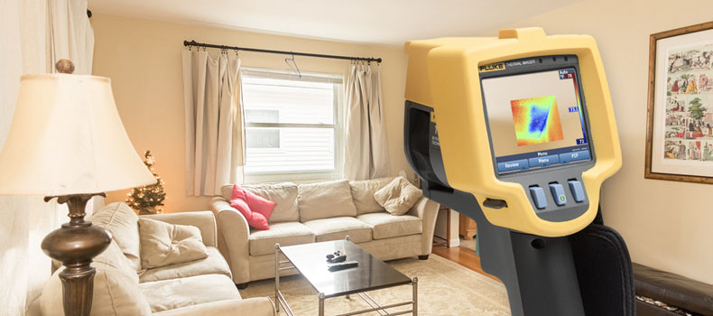 Get a thermal (infrared) home inspection from McLaughlin Home Inspections